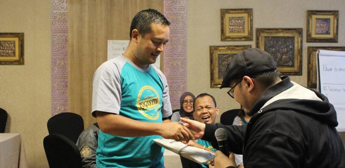 Rapat Kerja Direktorat Logistik Universitas Indonesia